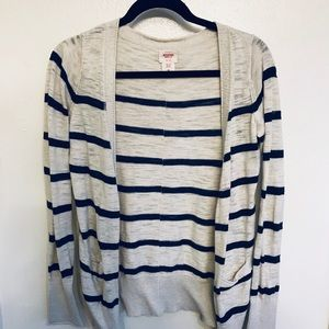 Mossimo long knit cardigan